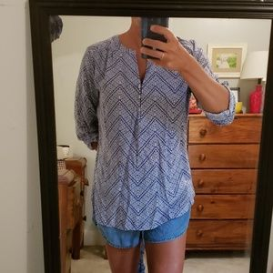 New without tags Kim Rogers Blouse